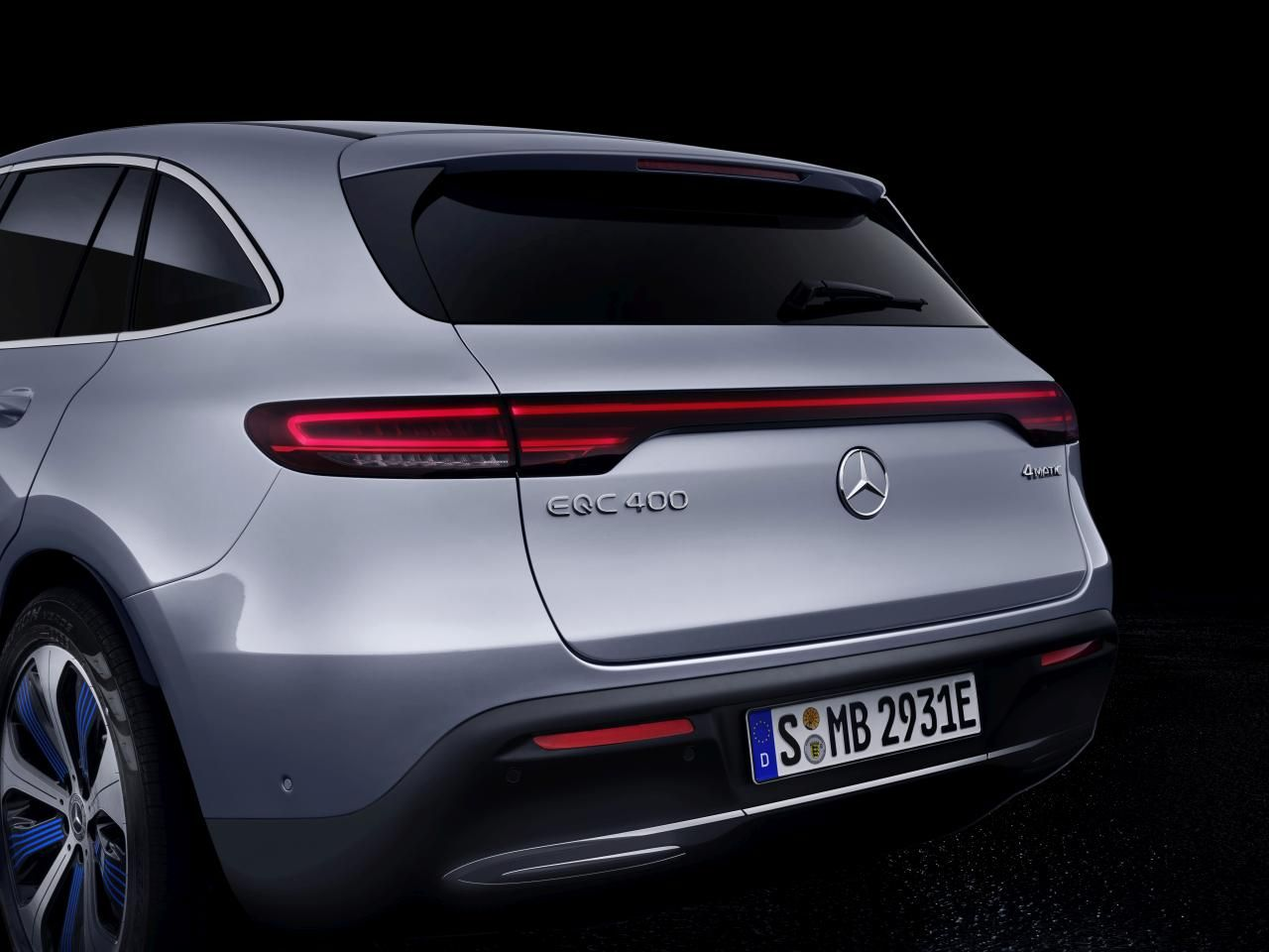 Mercedes-Benz is electrifying the car.